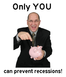 Click for images to spark the imagination on how to think differently about the so-called recession.